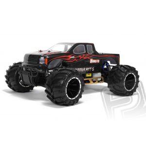 HIMOTO 1:5 MEGAP Monster truck 2,4GHz 32ccm Černý