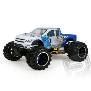 HIMOTO 1:5 MEGAP Monster truck 2,4GHz 32ccm Modrý