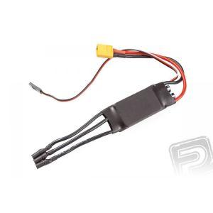Super Dimona - elektronický regulátor otáček