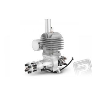 Motor DLA 58 ccm včetně tlumiče a příslušenství