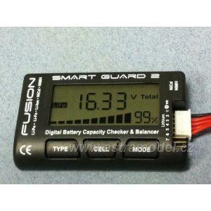 Tester baterií Digital Smart Guard 2 Lixx, Nixx