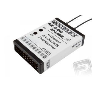 55812 Přijímač RX-9-DR M-LINK 2,4GHz