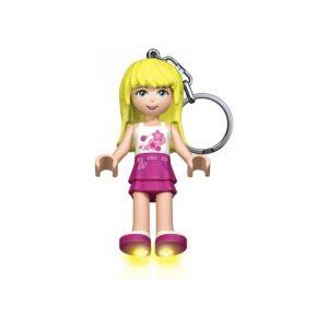 LEGO svítící klíčenka - Friends Stephanie