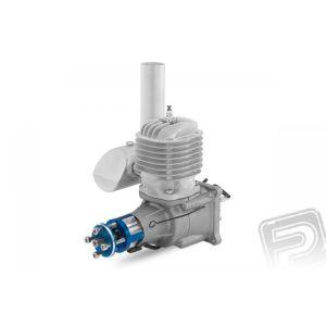 Motor GP 61 ccm včetně tlumiče a příslušenství