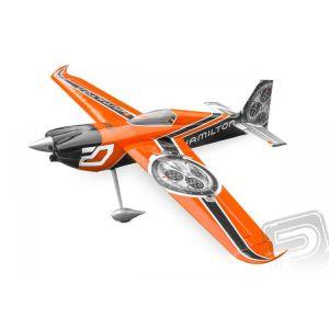 """122"""" Edge 540 V3 scale 42% (3 100 mm) 170ccm (oranžovo/černá)"""