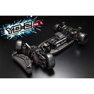 Yokomo YD-2SX RWD 1:10 Kit driftovacího podvozku (grafitové šasí)