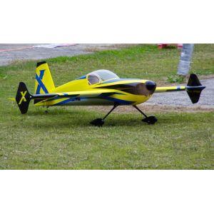 """74"""" Slick 580 EXP - Žlutá/Modrá 1,87m"""