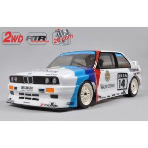FG RTR Challange podvozek, 2WD, lakovaná karoserie BMW M3 E30