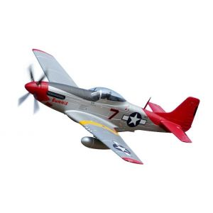 Giant P-51D Mustang EPP 1700mm ARF RED TAIL