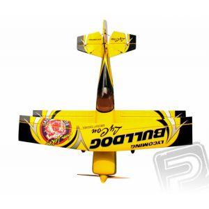 "73"" Pitts Challenger Žlutý (1,85m)"