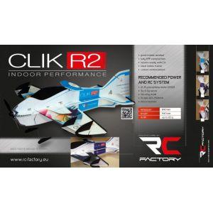 Clik R2 Blue