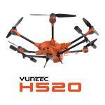 Yuneec H520, ST16S, 2x aku EU