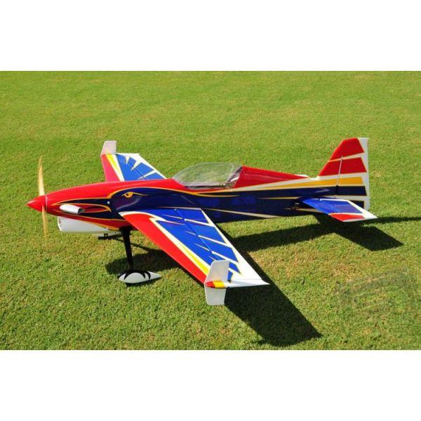 "69"" Turbo Raven EXP - modrá/červená/bílá 1,75m"