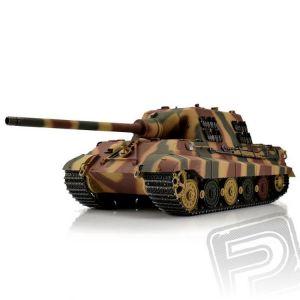 TORRO tank PRO 1/16 RC Jagdtiger vícebarevná kamufláž - infra IR