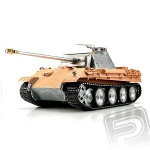TORRO tank PRO 1/16 RC Panther G bez nástřiku - infra IR