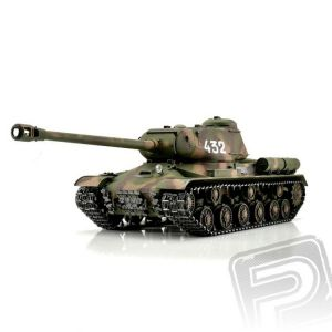 TORRO tank PRO 1/16 RC IS-2 1944 vícebarevná kamufláž - infra IR