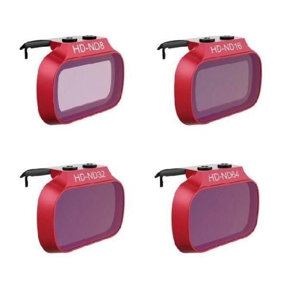MAVIC Mini 1/2 - Sada filtrů (ND8/ND16/ND32/ND64)