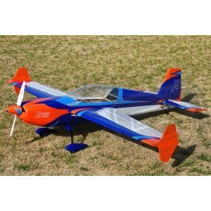"""70"""" Extra 300 EXP V2 - oranžová/modrá/bílá 1,77m"""