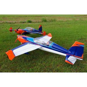 "85"" Extra 300 EXP - modrá/oranžová/bílá 2,15m"