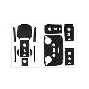 MAVIC AIR 2 - Sada nálepek (uhlíkový design) (Black)