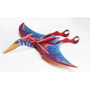 Vector Pteranodon, růžový