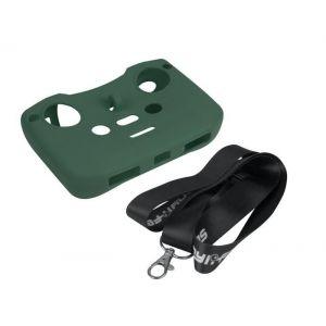 MAVIC AIR 2 / Mini 2 - Silikonová ochrana vysílače + popruh vysílače (Green)