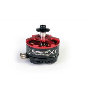 ULTRA PRO 2206-1600KV Brushless Motor CCW/levotočivý/tlač. a pravotočivý závit