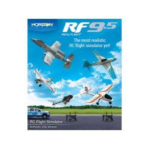 RealFlight 9.5 simulátor jen software