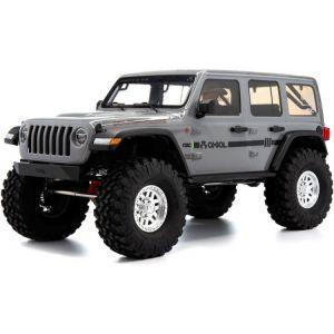 Axial SCX10III Jeep JLU Wrangler 4WD 1:10 RTR šedá