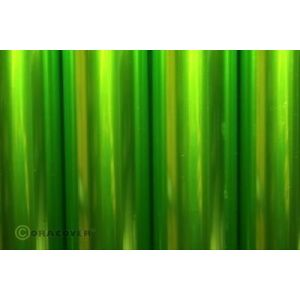 ORACOVER 10m Transparentní zelená (49)