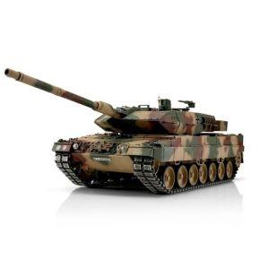TORRO tank PRO 1/16 RC Leopard 2A6 kamufláž - Airsoft BB