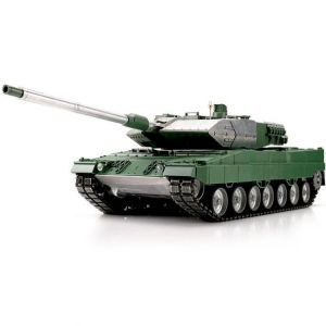 TORRO tank PRO 1/16 RC Leopard 2A6 bez nástřiku - infra IR