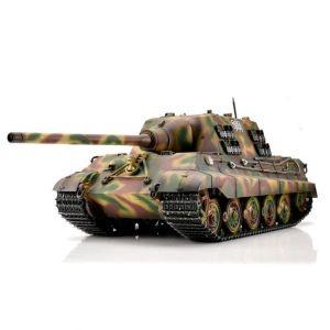 TORRO tank PRO 1/16 RC Jagdtiger vícebarevná kamufláž - BB Airsoft