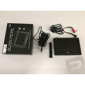 "FPV - 7"" HD monitor (dlouhý dosah) - použitý"