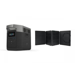 EcoFlow DELTA + solární panel 110W