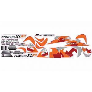 1-02053 samolepky Funcub XL ND