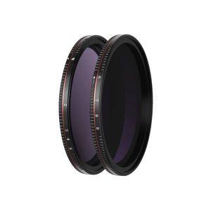 Freewell sada variabilních filtrů ND4-32 a ND64-512 58 mm