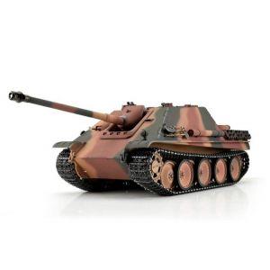 TORRO tank PRO 1/16 RC Jagdpanther vícebarevná kamufláž - infra IR - Servo