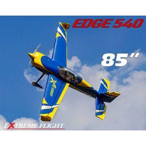 """85"""" Edge 540 - Modrá/Žlutá 2,15m"""