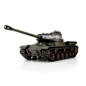 TORRO tank PRO 1/16 RC IS-2 1944 zelená kamufláž - infra IR - kouř z hlavně