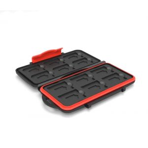 Pouzdro na paměťové SD / micro SD karty (voděodolné)