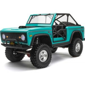 Axial SCX10 III Early Ford Bronco 4WD 1:10 tyrkysový