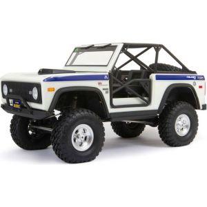Axial SCX10 III Early Ford Bronco 4WD 1:10 bílý