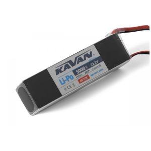 KAVAN - Li-Po 5000 mAh/22,2 V 60/120C, 111 Wh
