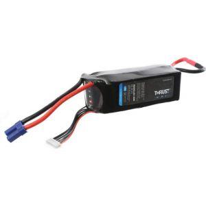 E-flite LiPo Thrust VSI 22.2V 5000mAh 40C EC5