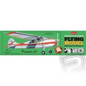 Cessna 170 laser. vyřezávaná 610mm