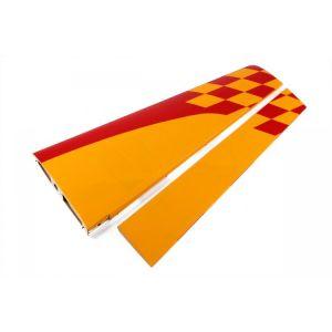ND YAK 55M 2.2m křídlo červené/žluté levé