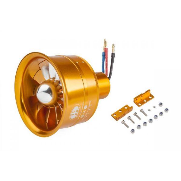 Viper JET - dmychadlo kovové 90mm s motorem