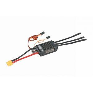 Brushless control + Telemetrie T 80 OPTO, G3,5