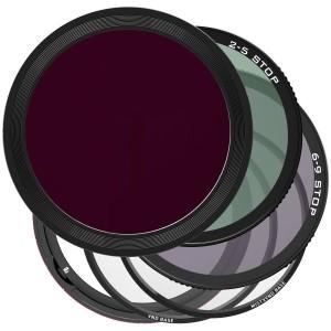 Freewell sada magnetických VND filtrů 72 mm